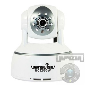Wansview NCZ550W supported by iPhone App ipCam FC - APPZER de